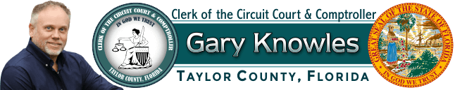 Taylor County Clerk of the Circuit Court & Comptroller